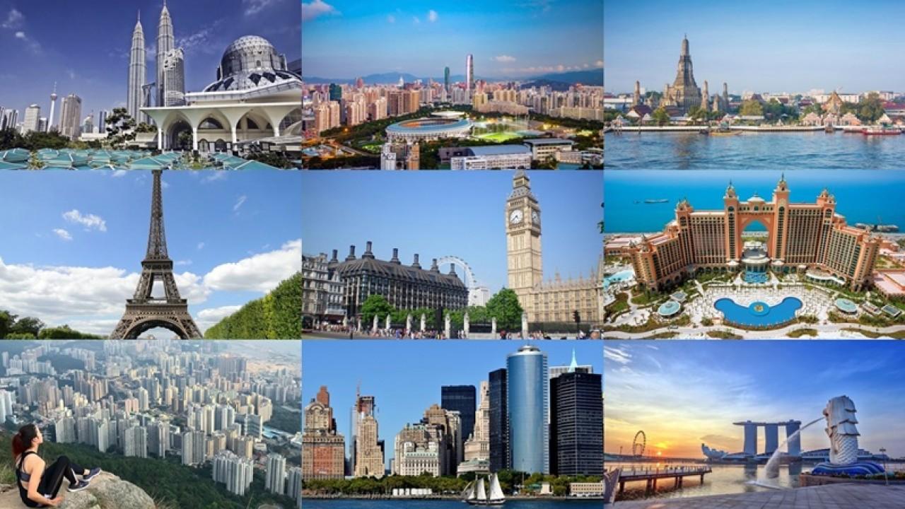 wisata dunia - Aqla Travel
